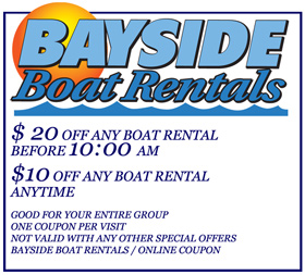 Boat Rental Discount